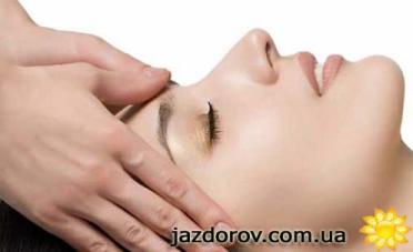 Класичний масаж обличчя