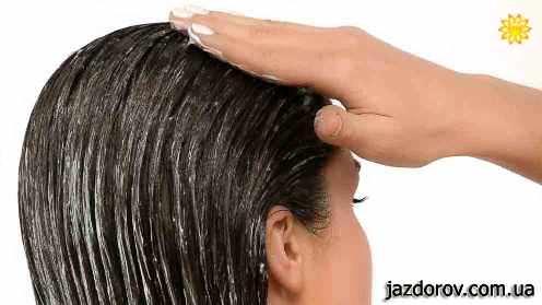 Маска для ламкого волосся