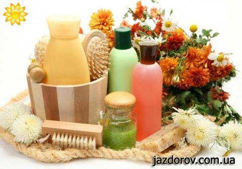 Шампунь для волосся в домашніх умовах