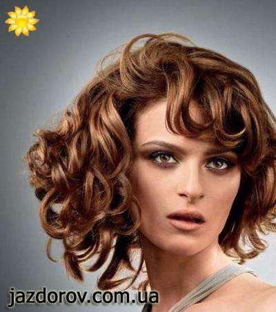 Укладання на коротке волосся