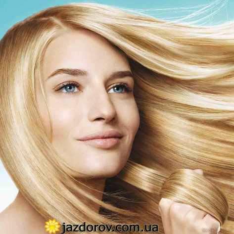 домашні засоби для освітлення волосся