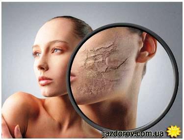 Домашня маска для сухої шкіри обличчя