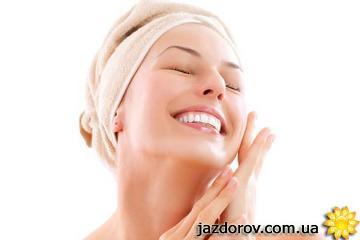 Маска для жирної шкіри обличчя