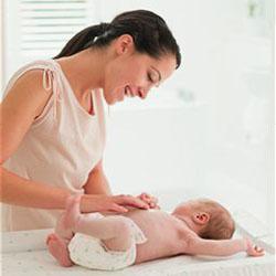 Запор у новонародженого