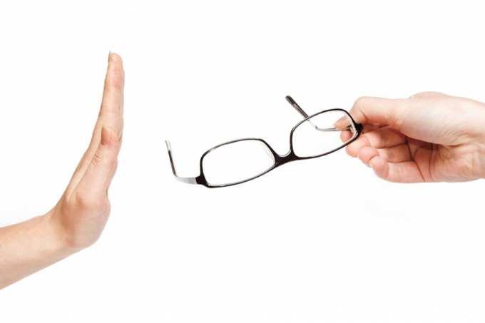 Як відновити зір